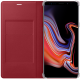 Чехол Samsung Leather Wallet Cover Red для Galaxy Note 9 N960