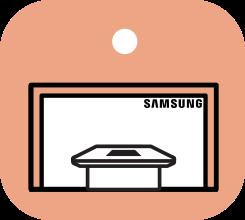 Уточните наличие устройства и оформите заявку на аренду в ближайшем брендовом магазине Samsung Experience Store.